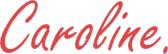 Caroline signature